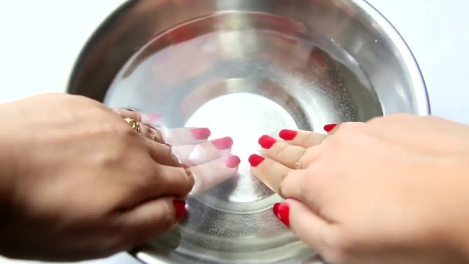 Nagellack schneller trocknen lassen