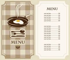 menu design - Google Search