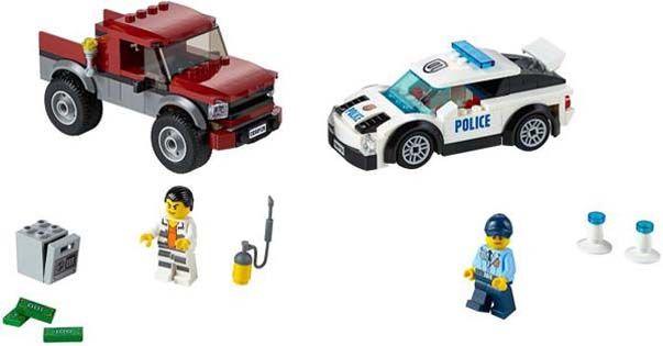 Lego City mobil