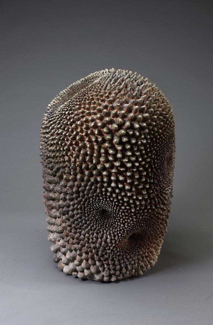 Kim Dae Woong, sculptural ceramics