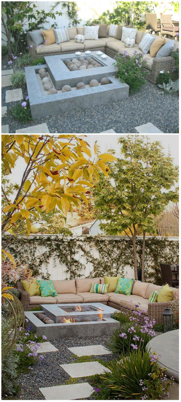stylist and luxury better homes and gardens outdoor cushions. Have you seen this fire pit in the pages of Better Homes and Gardens  magazine 23174 best alfresco living images on Pinterest Outdoor rooms