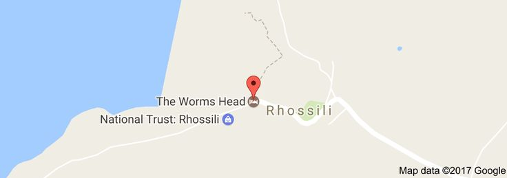 Map of The Worms Head Hotel