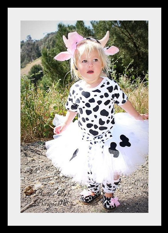 White tutus for Cow Appreciation Day?  sc 1 st  Pinterest : cow costume pattern  - Germanpascual.Com