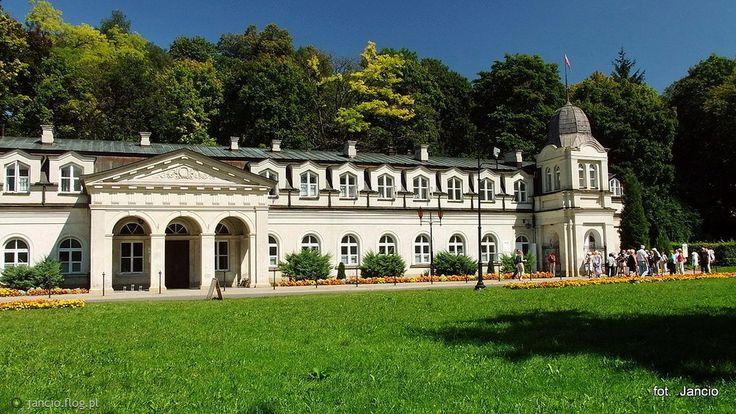 Park Zdrojowy- Nałęczów