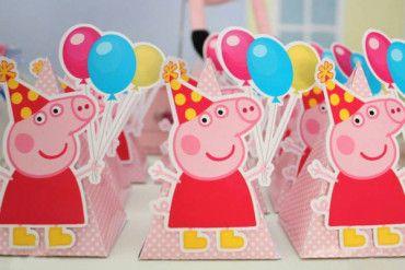 Забавный сценарий для дня рождения в стиле свинки Пеппы!