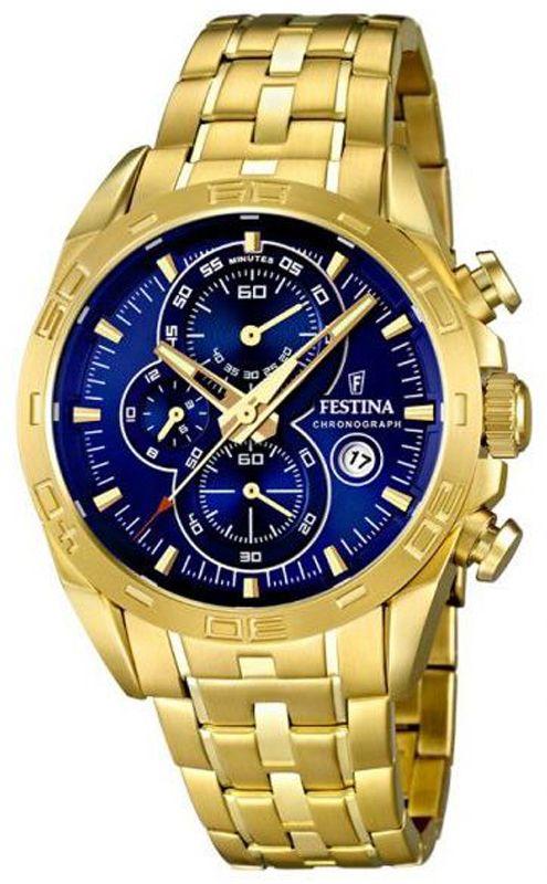 Festina Sports F16656/3, Festina horloge voor heren. Officiële Festina dealer, met Garantie