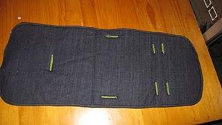 How to: Pram liner pattern