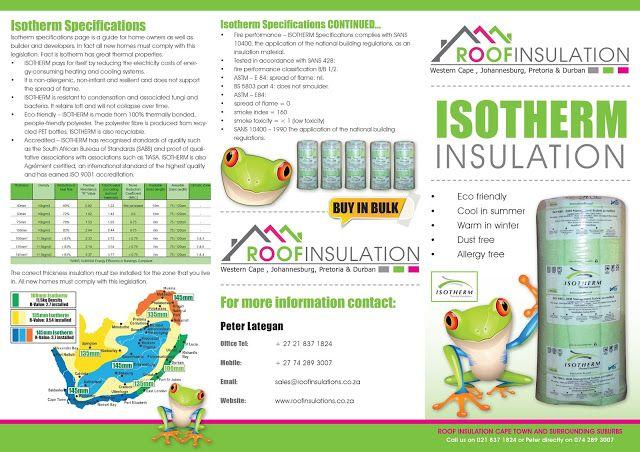 Little Blackbird Design Studio: #Brochure #3fold #RoofInsulations #Design #Graphic...