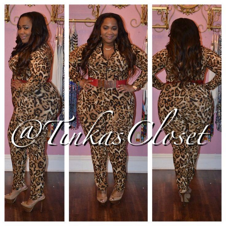 Plus size Fashion exclusive: Tinka's Closet  - LEOPARD TWILIGHT BODYSUIT, $56.00 (http://www.tinkascloset.com/leopard-twilight-bodysuit/)