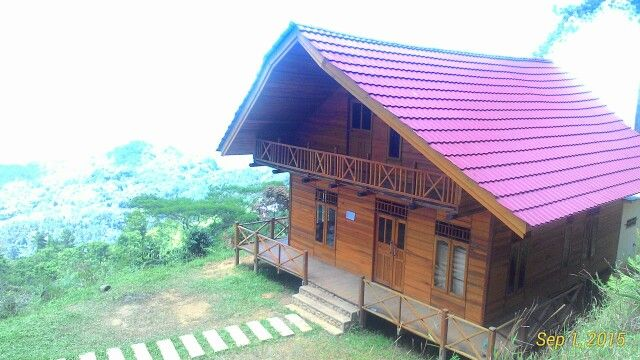 Pango-Pango For you who want to stay close to nature.