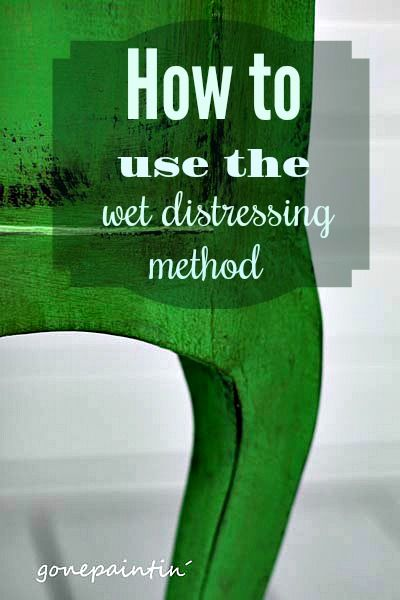 Anleitung auf Deutsch und guter Blog zum Thema Möbel streichen mit Kreidefarbe