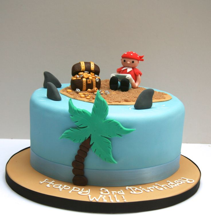Images Pirate Birthday Cake : 25+ best Pirate Birthday Cake ideas on Pinterest