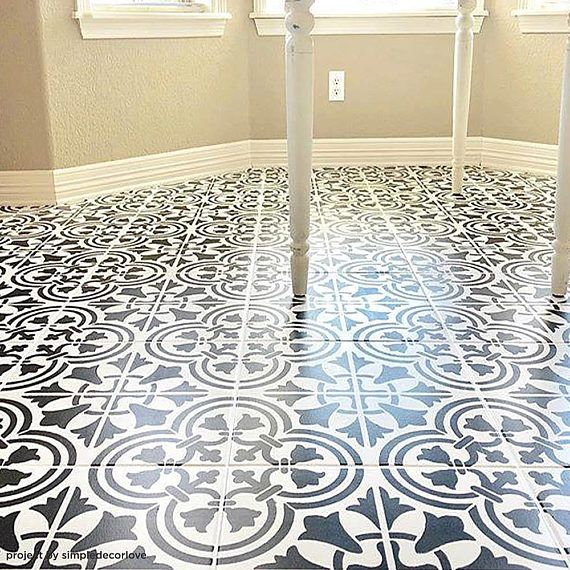 Try wall stencils instead of expensive wallpaper! Cutting Edge Stencils offers the best stencils for DIY décor - stencils expertly designed by professional decorative painters Janna Makaeva and Greg Swisher who have over 20 years of painting experience. We are a reputable stencil