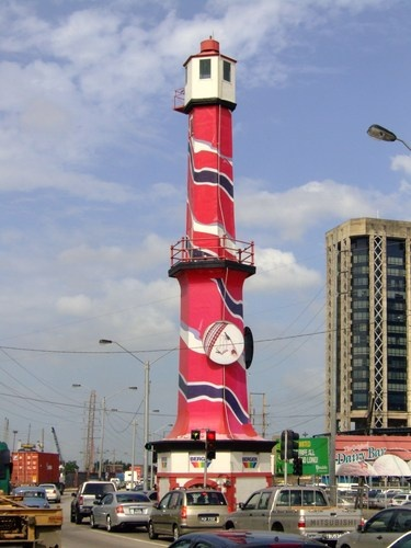 Lighthouse Port-of-Spain	Port of Spain 			Trinidad and Tobago 	10.647338, -61.509431