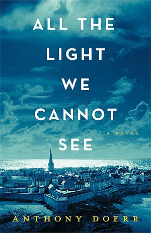 Wimbledon Village Reading Group will be reading All the Light You Cannot See by Anthony Doerr as it's August 2016 reading choice. https://www.meetup.com/Wimbledon-Village-Book-Group/
