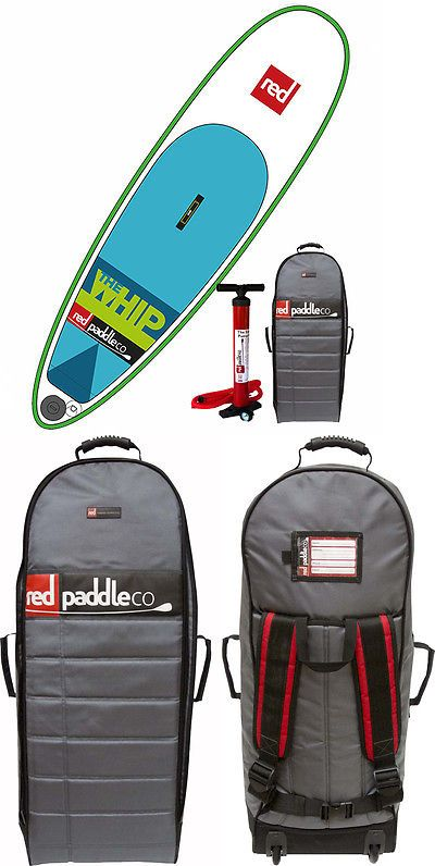 Stand Up Paddleboards 177504: Sale! 2016 Red Paddle Co Whip 810 Inflatable Surf Sup Paddle Board BUY IT NOW ONLY: $949.0