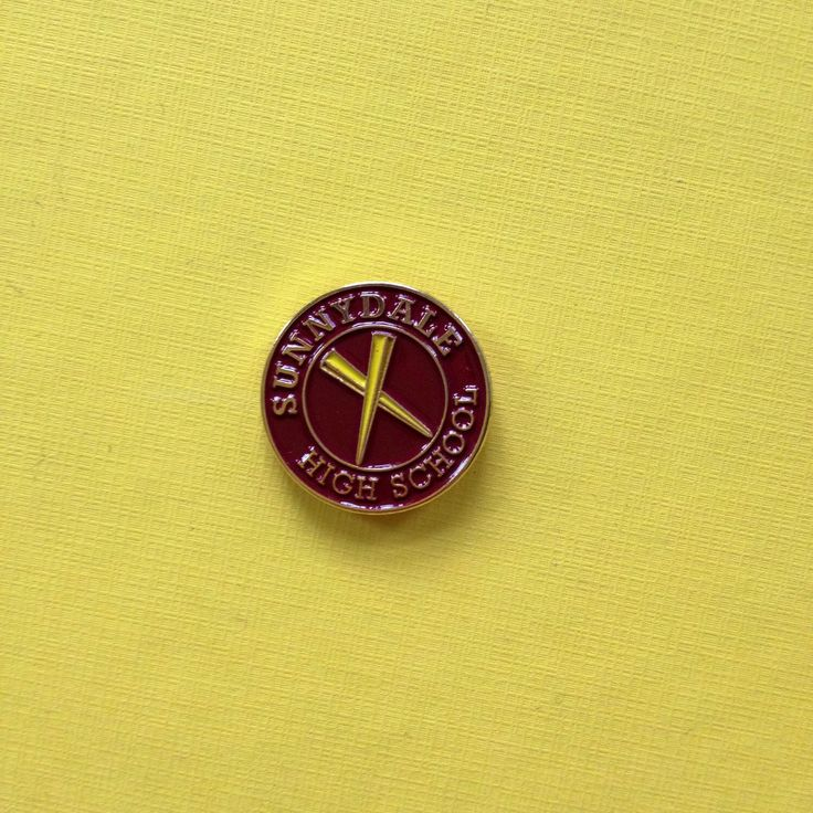 Buffy the Vampire Slayer inspired Sunnydale High School fan pin oldschool look Hellmouth Joss Whedon Firefly Serenity Comic Con Angel Willow by JennisPrints on Etsy https://www.etsy.com/listing/265676451/buffy-the-vampire-slayer-inspired