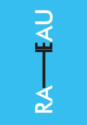 Joel Guenoun #rateau, #logo, #verbicon
