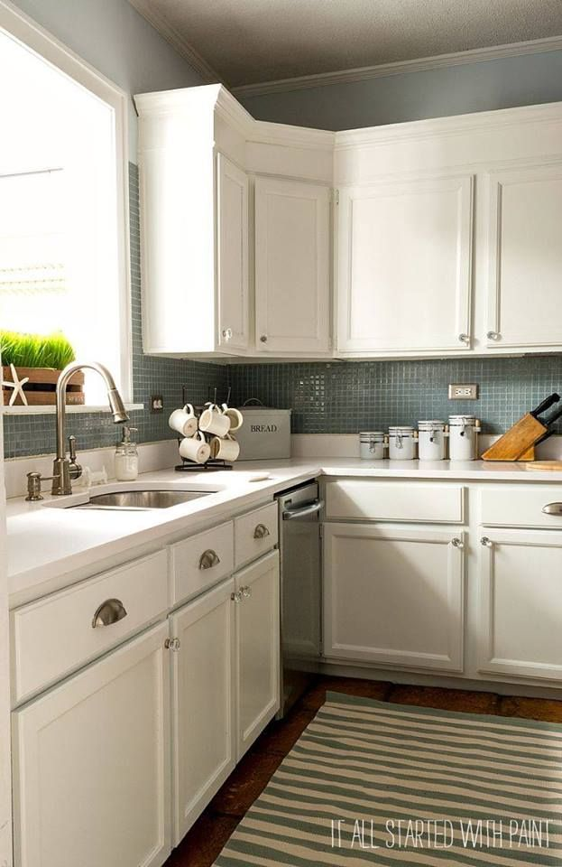 Painting Your Kitchen Cabinets Is No Small Undertaking: 24 Best Images About DIY Projects On Pinterest