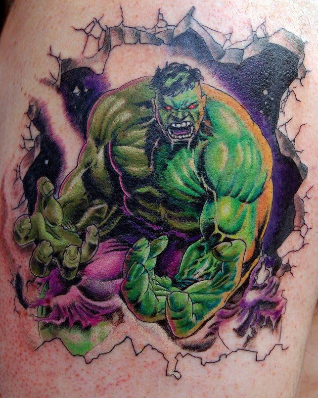 marvel tatoo hulk 2 marvel my way pinterest hulk marvel and tatoo. Black Bedroom Furniture Sets. Home Design Ideas