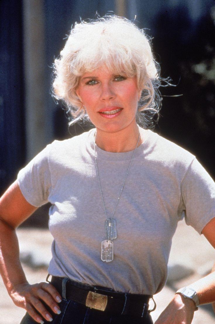 mash - Loretta Swit as  Maj. Margaret Hot Lips Houlihan