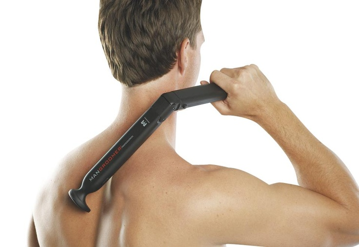 MANGROOMER PROFESSIONAL Do-It-Yourself Back Shaver #shopifyfathersday
