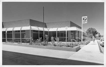 Elsternwick Post Office 1977