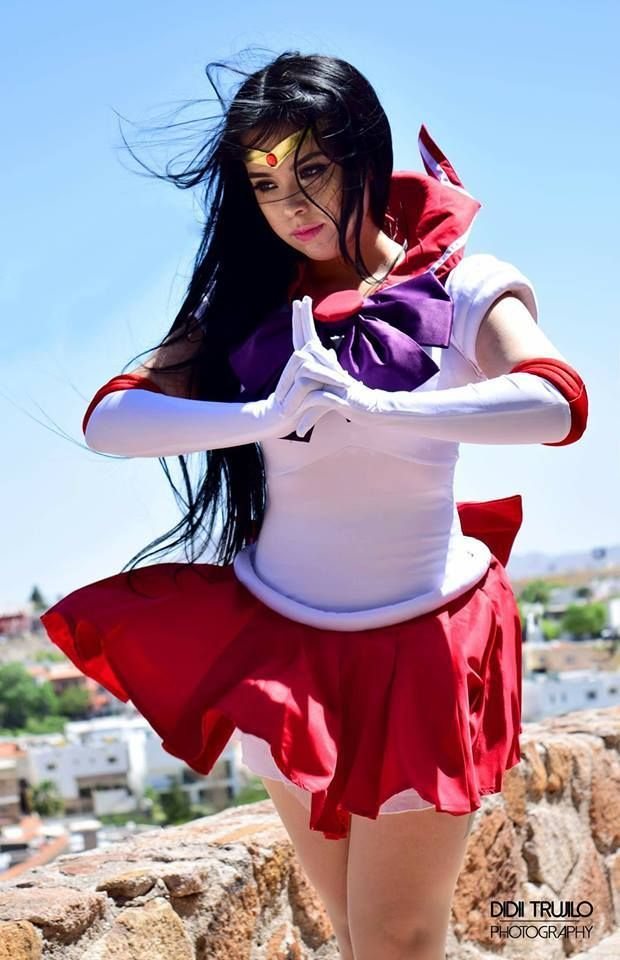 "In the name of Mars, I""ll chastise you! cosplayer Karen G Photo by: Didii Trujillo costume by Miccostumes"