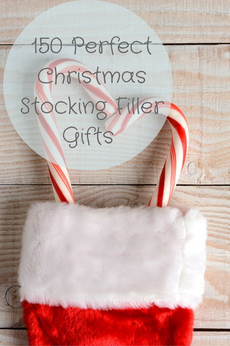 Christmas Stocking Fillers 150 Super Cute Ideas for Cheap Christmas Stocking Fillers and Stocking Stuffers for Everyone.