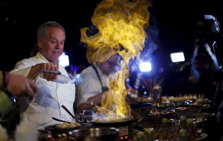 Does the modern restaurant industry need celebrity chefs to thrive?