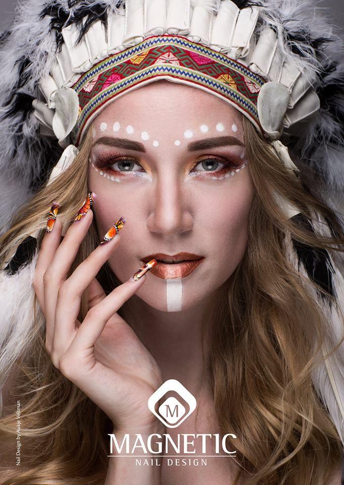 Nails by Aukje Veltman