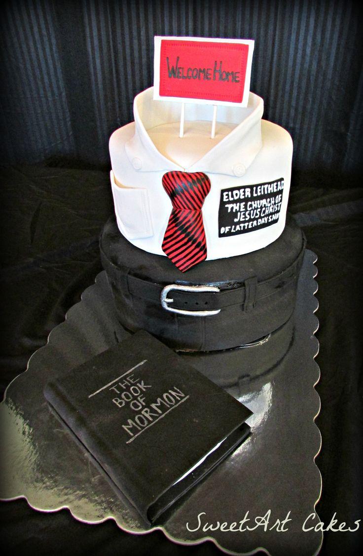 Return Missionary Cake
