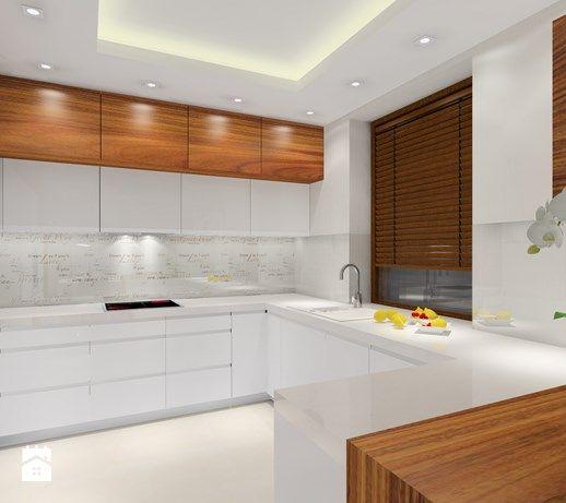 Średnia kuchnia, styl nowoczesny - zdjęcie od MKdezere