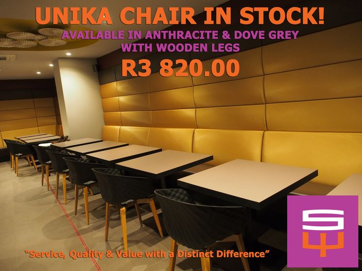 UniKa with wooden legs in stock!