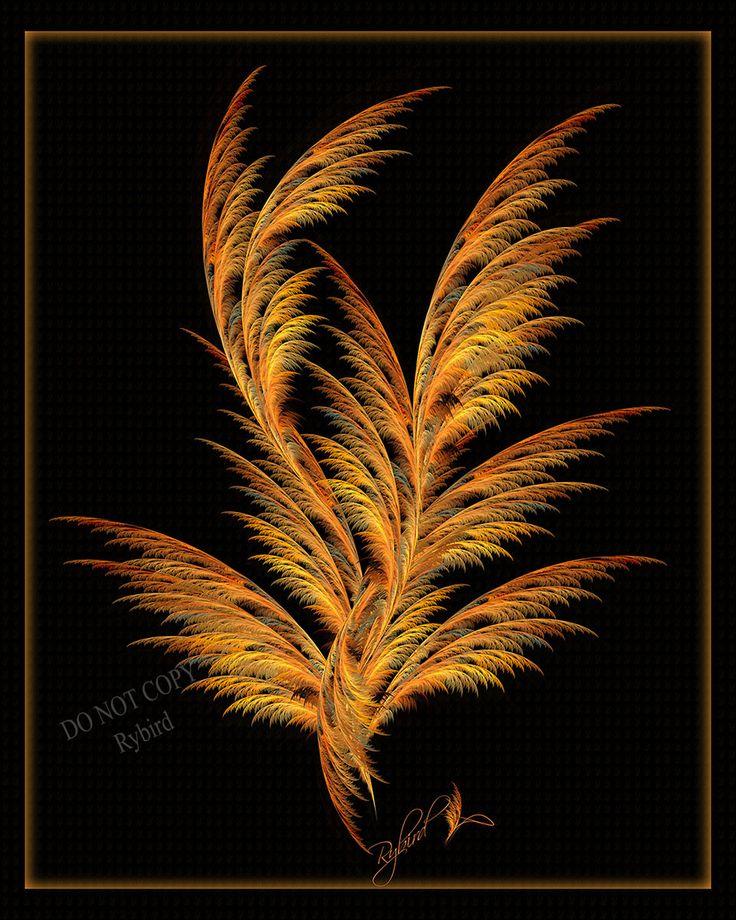 The Waltz Fern, Vital version Waltz Fern 'vital version'Fringe Art Tussocks, Fine art of golden fern flowing elegantly in the colors of a juvenile cardinal. Beautiful Nature Art. The …