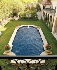 30+ Brilliant Backyard Design Ideas With Swimming Pool That Look So Cool