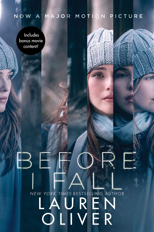Before I Fall / Si no despierto - Lauren Oliver (2016)