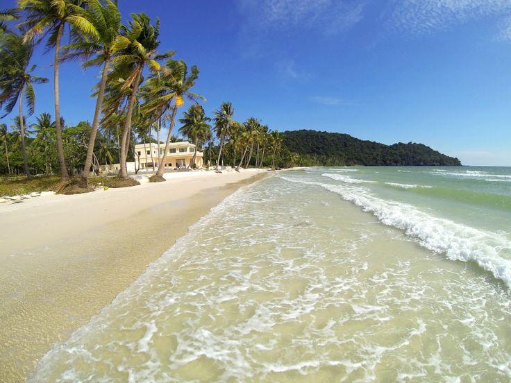Bai Sao, Phu Quoc Island, Vietnam #travel #phuquoc #vietnam