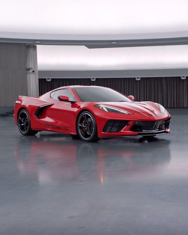 Revealed Mid Engine 2020 Chevrolet Corvette Stingray Chevrolet Corvette Stingray Corvette Stingray Chevrolet Corvette