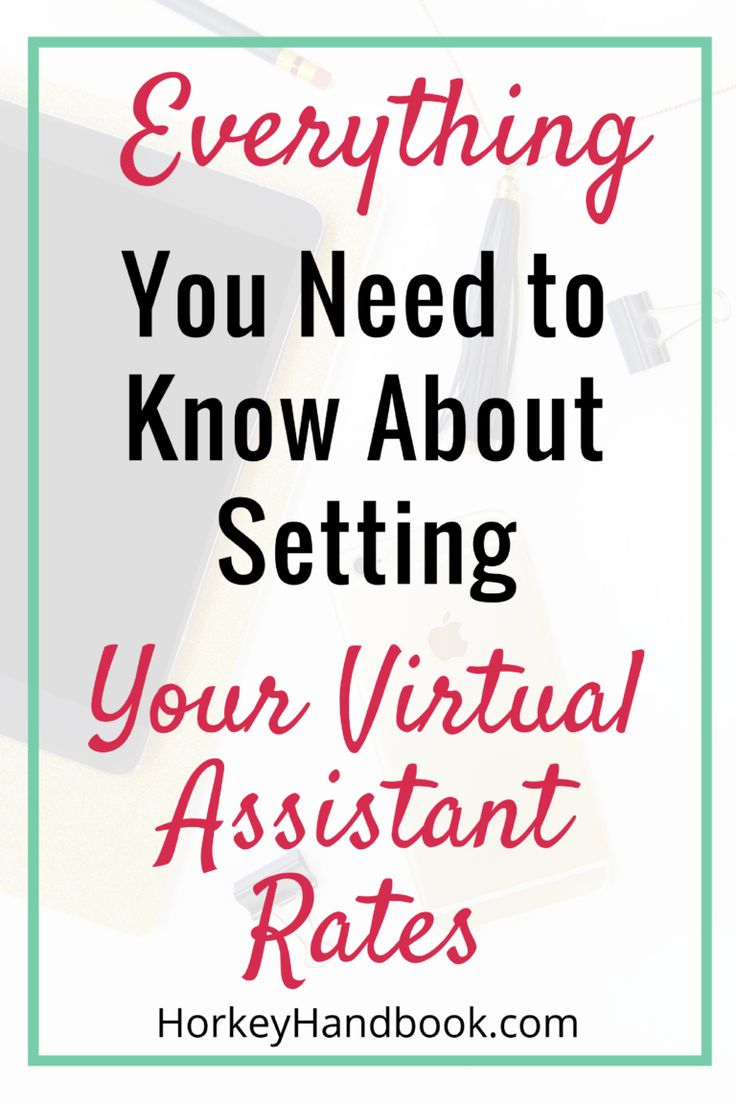 virtual assistant business plan pdf