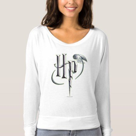 Harry Potter HP Quidditch Logo T-shirt - click/tap to personalize and buy