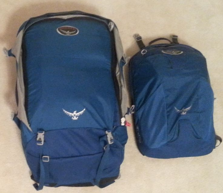 Travel Pack Review: Osprey Farpoint 55L