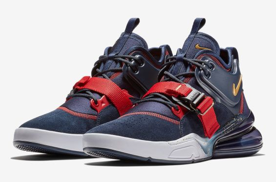60b2e03043a Patriotic Nike Air Force 270 Pays Homage To 1992 Olympic Dream Team   Dr  Wongs Emporium of Tings   Nike air force, Nike, Sneakers nike
