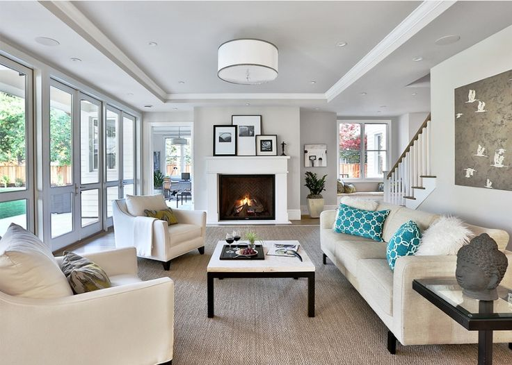 Transitional Design: What It Is and How To Pull It Off - http://freshome.com/transitional-design/