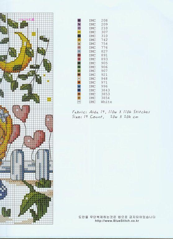 GRAFICOS SODA COREA ,,, SUPER LINDOS (pág. 10) | Aprender manualidades es facilisimo.com