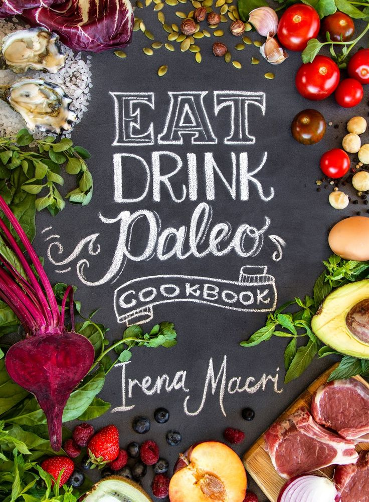 Eat Drink Paleo Cookbook & A Chat With Irena Macri | The Whimsical Wife