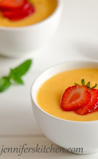 Home » Recipes » Breakfast » Chilled Peach Soup Chilled Peach Soup