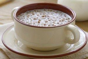 гречневая каша с молоком калорийность фото