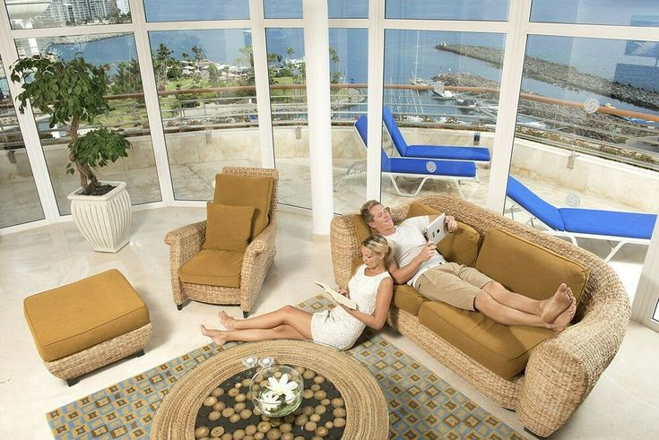 Gran Anfi 2 Bedroom Apartment Sleep 6 People Anfi Del Mar Gran Canaria Mondays 1 Bedroom Apartment Outdoor Furniture Sets Flat Apartment