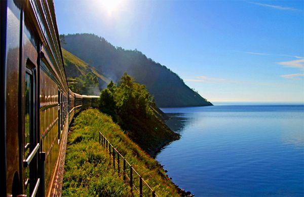 La Transiberiana e la Transmongolica, Mosca, Pechino e il lago Bajkal